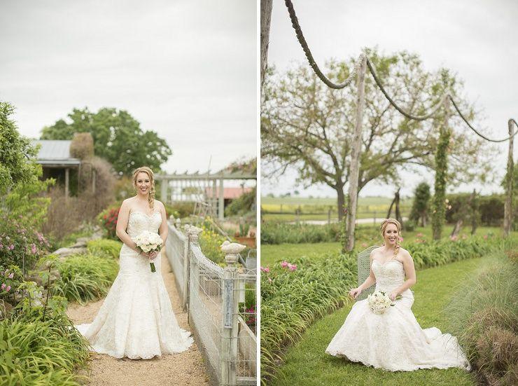 Jessica's Bridals | Antique Rose Emporium | Brenham, TX
