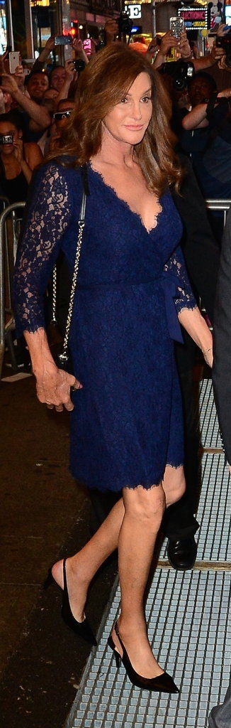 The 1 Type Of Dress Caitlyn Jenner Can T Stop Wearing