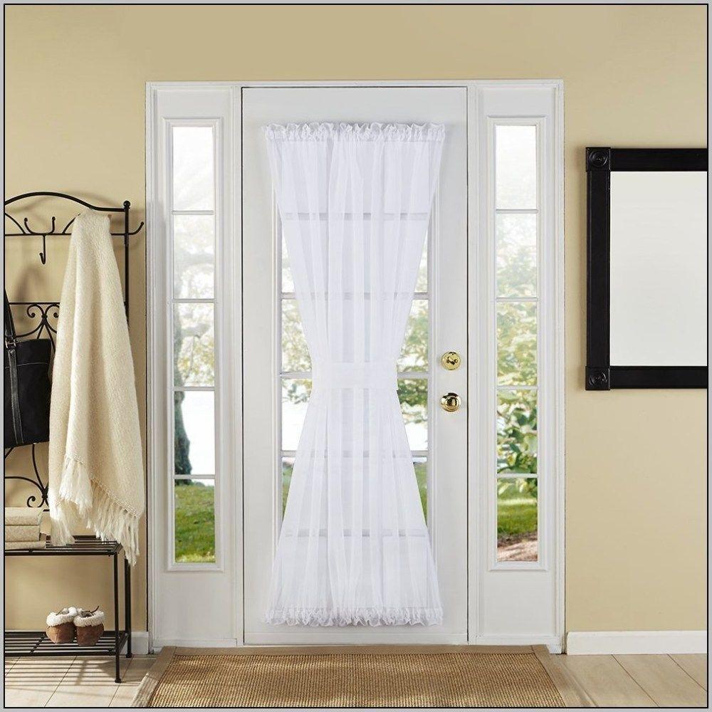 Curtains For Small Windows Beside Front Door   http://thewrightstuff ... for Small Window Curtains For Front Door  1lp1fsj