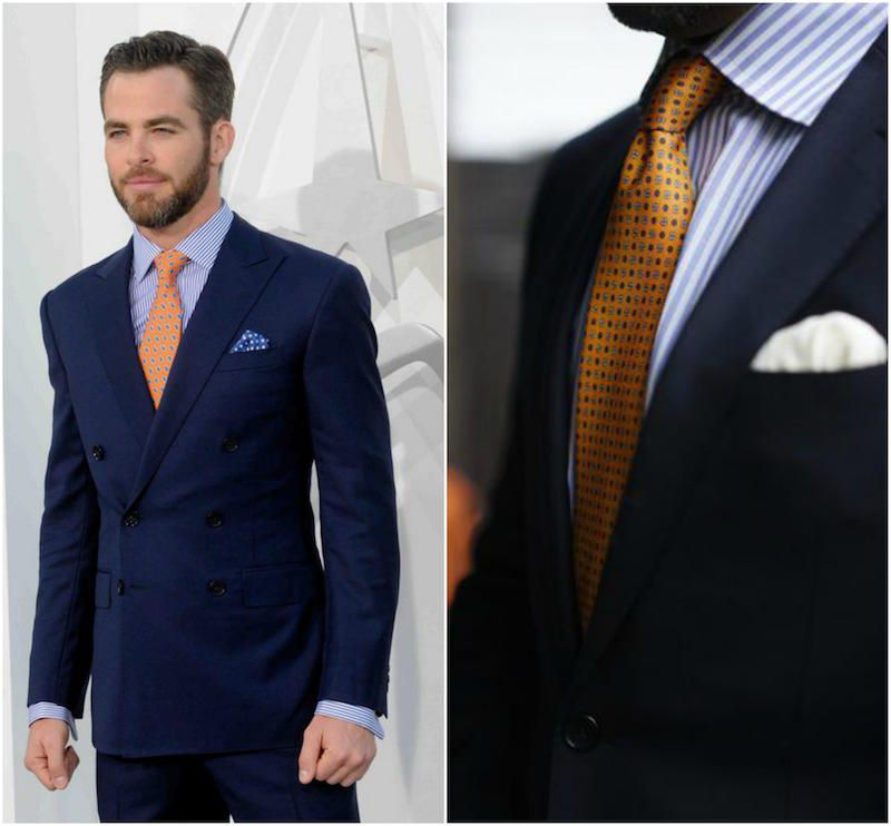 How to match a tie with a blue shirt Blue suit shirt tie combinations