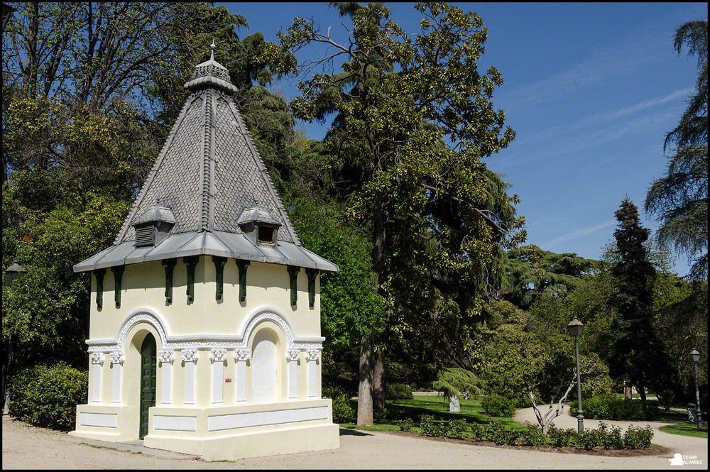 Quinta De La Fuente Del Berro Parque En Diciembre De 1630 Felipe Iv Adquirió Por 32 000 Ducados La Mencionada Finca Que Conten Cipreses Frutales Estanques