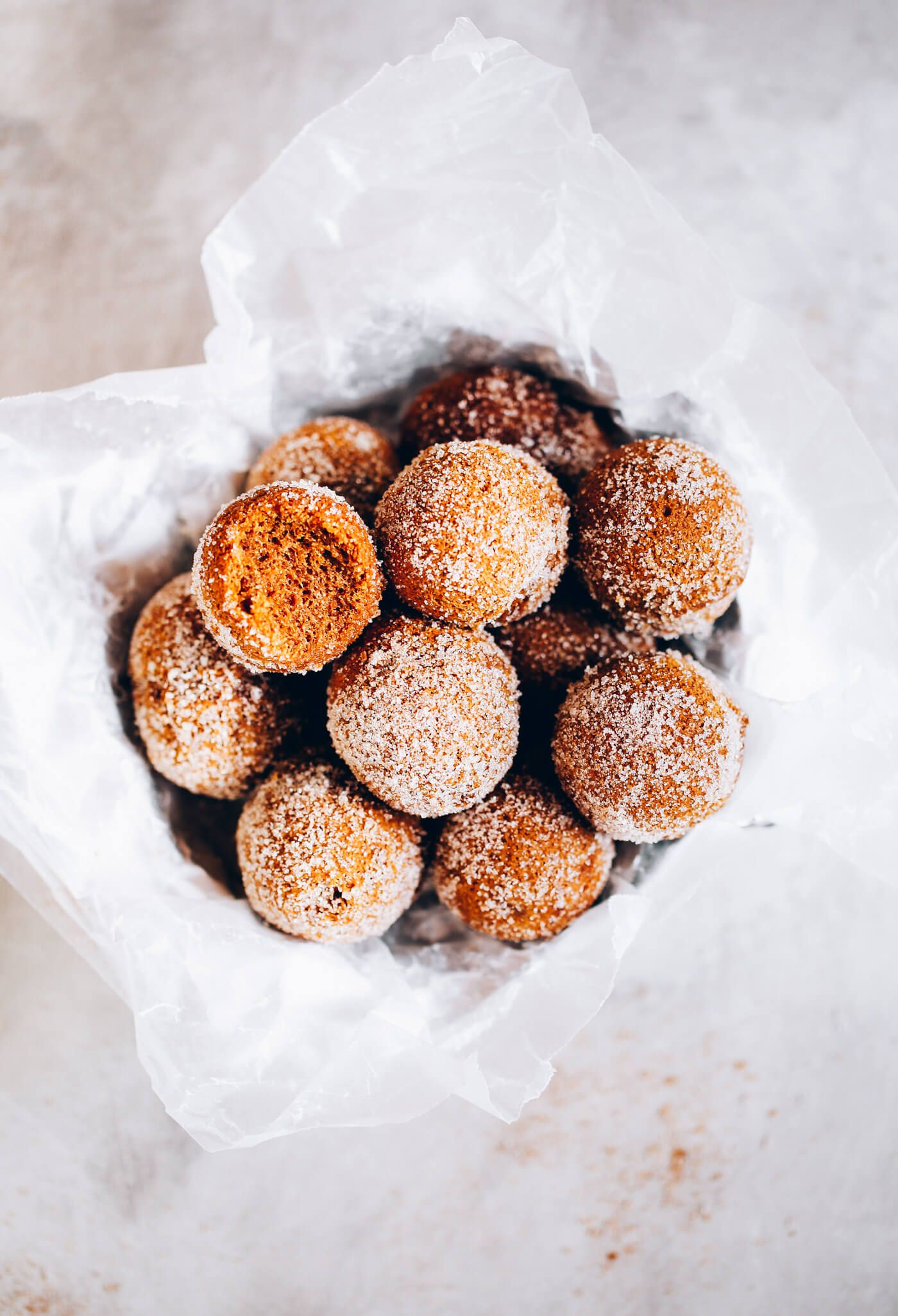 Gluten Free Paleo Pumpkin Donut Holes Recipe Paleo Pumpkin