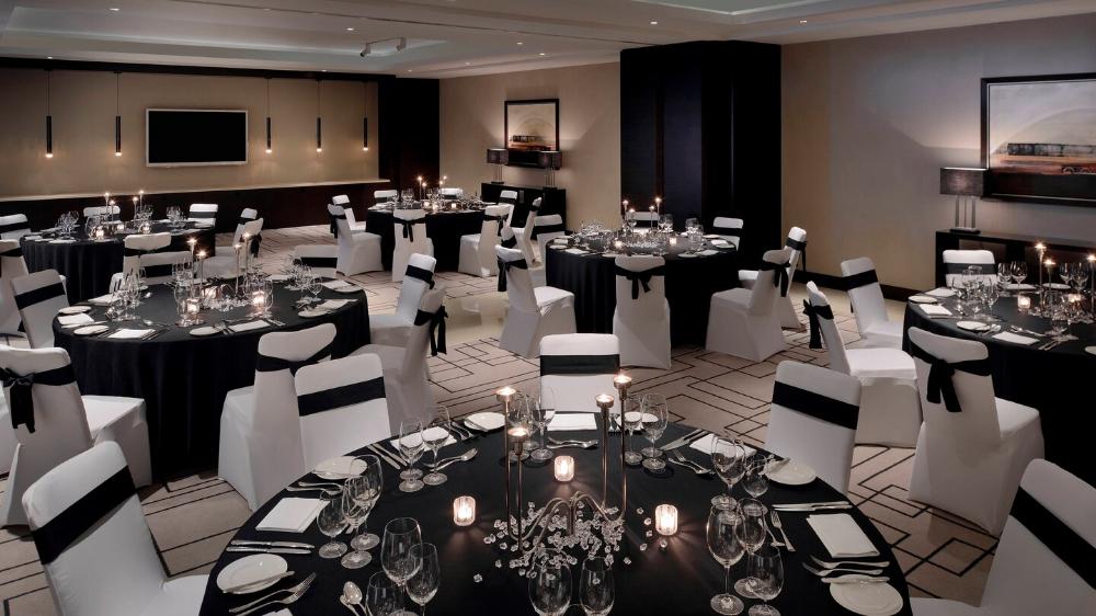 Al Safa Gala Dinner Jw Marriott Marquis Hotel Dubai Hotel