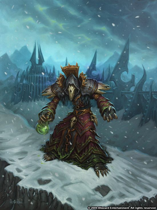 Grand Apothecary Putress   WOW   Warcraft art, Blizzard