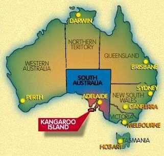 Map Of Australia Kangaroo Island.Kangaroo Island Australia Places I Ve Been Kangaroo Island