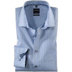 Photo of Olymp Luxor shirt, modern fit, Global Kent, Navy, 42 Olymp