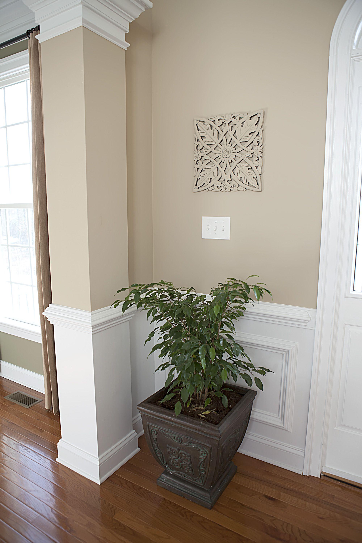 Blog foyer plaque trim pinterest home paint colors and foyer