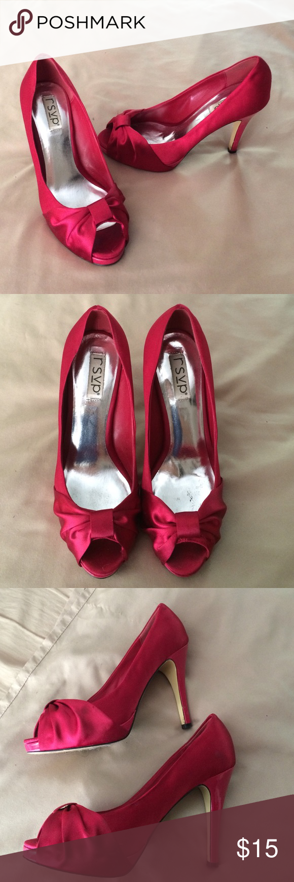 Classic red heel this classic red heel is a must in every wardrobe