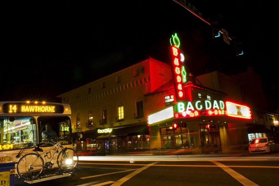Bagdad Theater & Pub, Portland