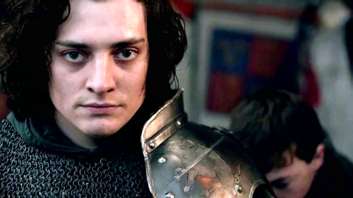 Photo of richard III for fans of The White Queen BBC.