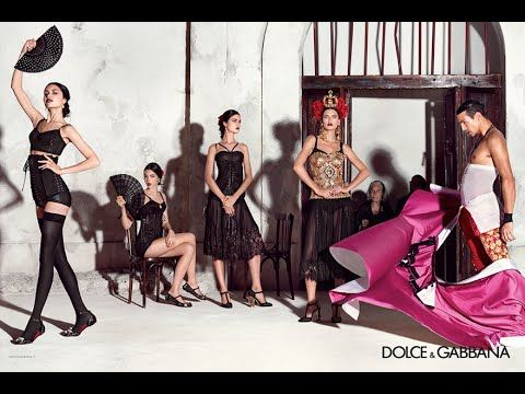 Dolce&Gabbana Summer 2015 Advertising Campaign. The Spanish influence on the Sicilian traditions and colors is the inspiration for the images of the Spring Summer 2015 advertising campaign featuring the collections designed by Domenico Dolce and Stefano Gabbana.  Traditional Italian and Spanish elements combine together to give the images a touch of Mediterranean sensuality.