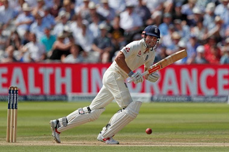 live score india vs england 1st test match
