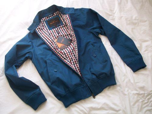 Ben Sherman Harrington Jacket The ben sherman shop on   Uniforms ...