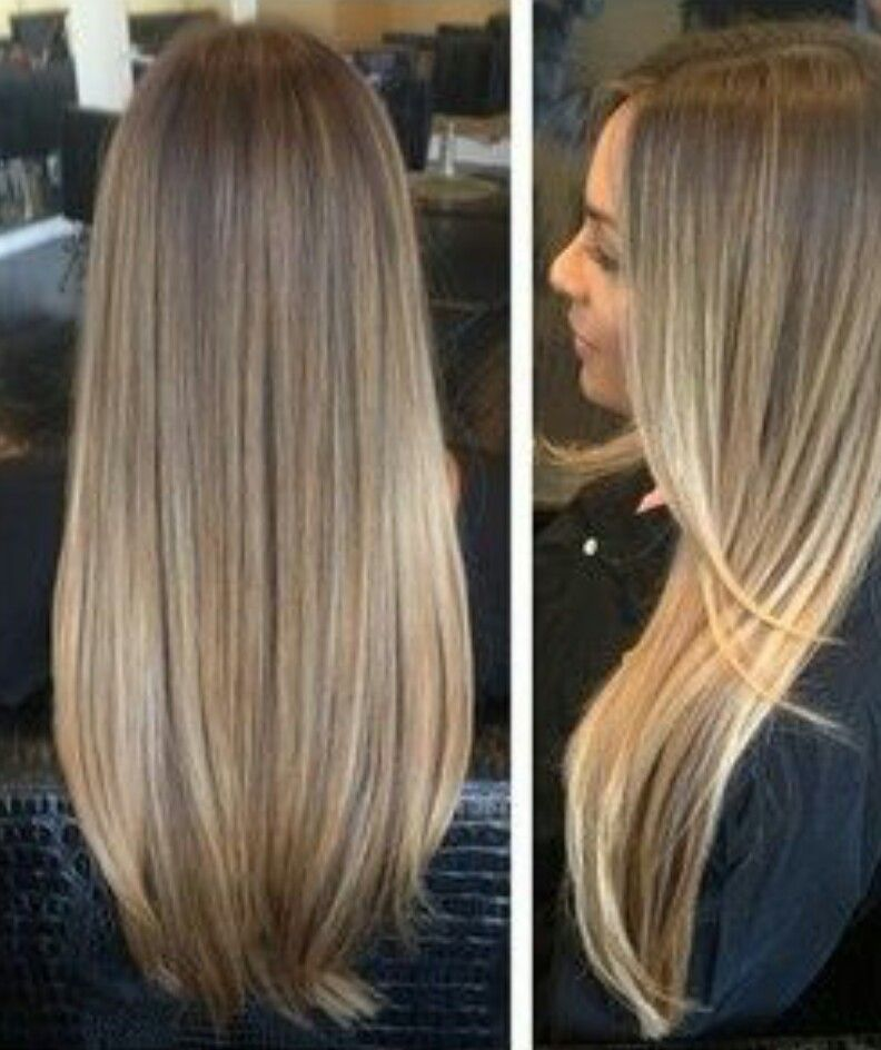 Fe859a5e961eb4260d201f09ac252f9b Jpg 792 944 Balayage - Ombre Dunkelblond Blond
