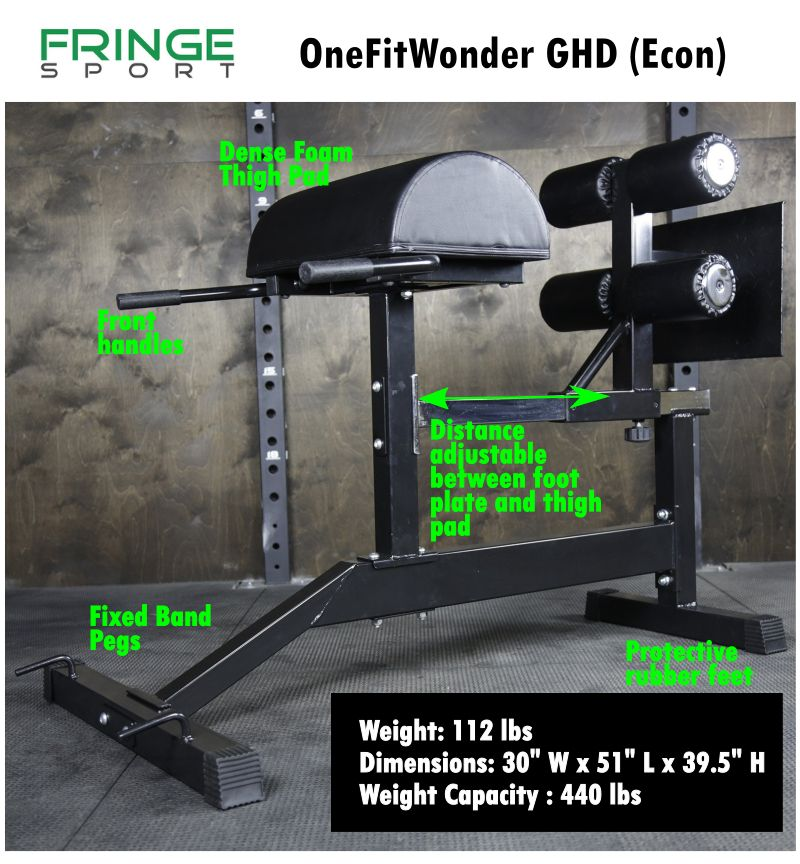 Glute Ham Developer Guide To The Best Ghd For Your Home Gym