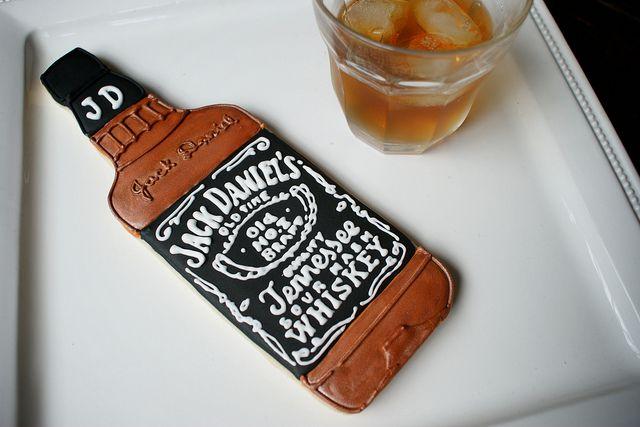 Jack Daniels Flavoured Cake Recipe
