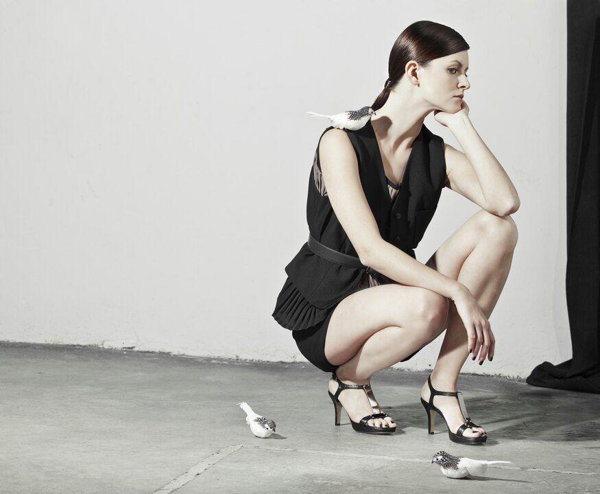 Lola Cruz // These shoes, I really like.