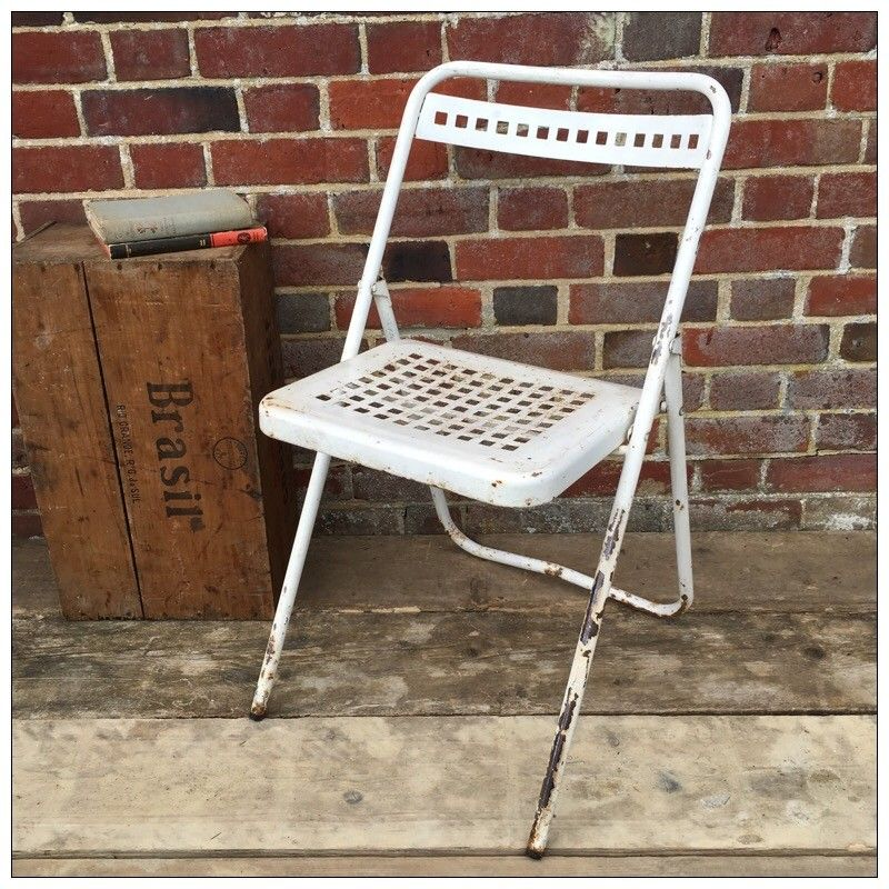 Remarkable Vintage White Metal Folding Garden Chairs Design Folding Ncnpc Chair Design For Home Ncnpcorg