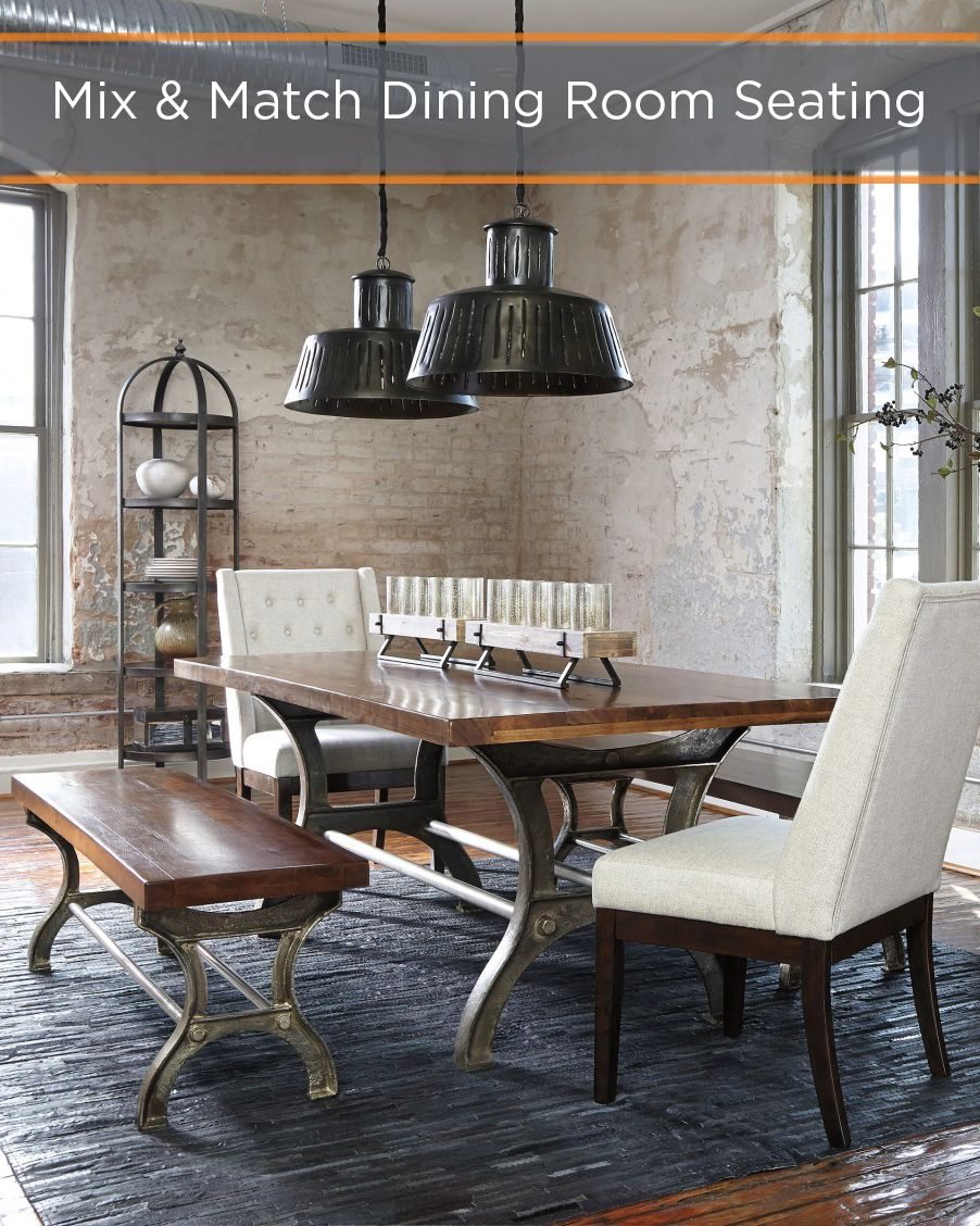 Dining Room Chairs How To Mix And Match Dining Room Seating