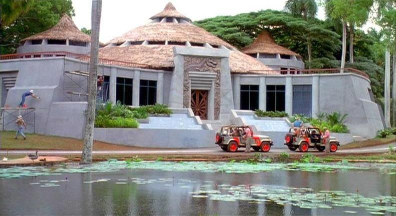 Visitor Center Jurassic Park Jurrasic Park Jurassic Park World