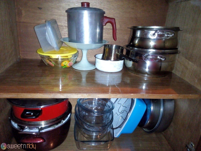 Sweet N Tidy Arabia كيفية ترتيب الحلل و الطاسات Coffee Cans Food Coffee