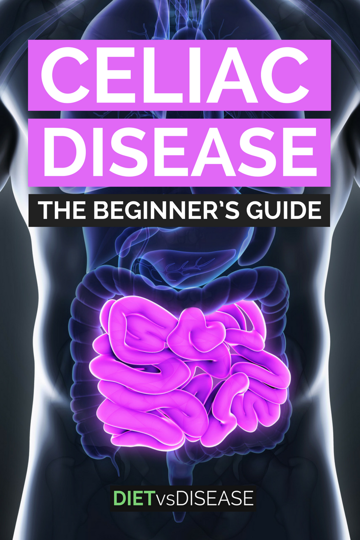 Celiac Disease and Celiac Disease Diet: The Beginner's Guide