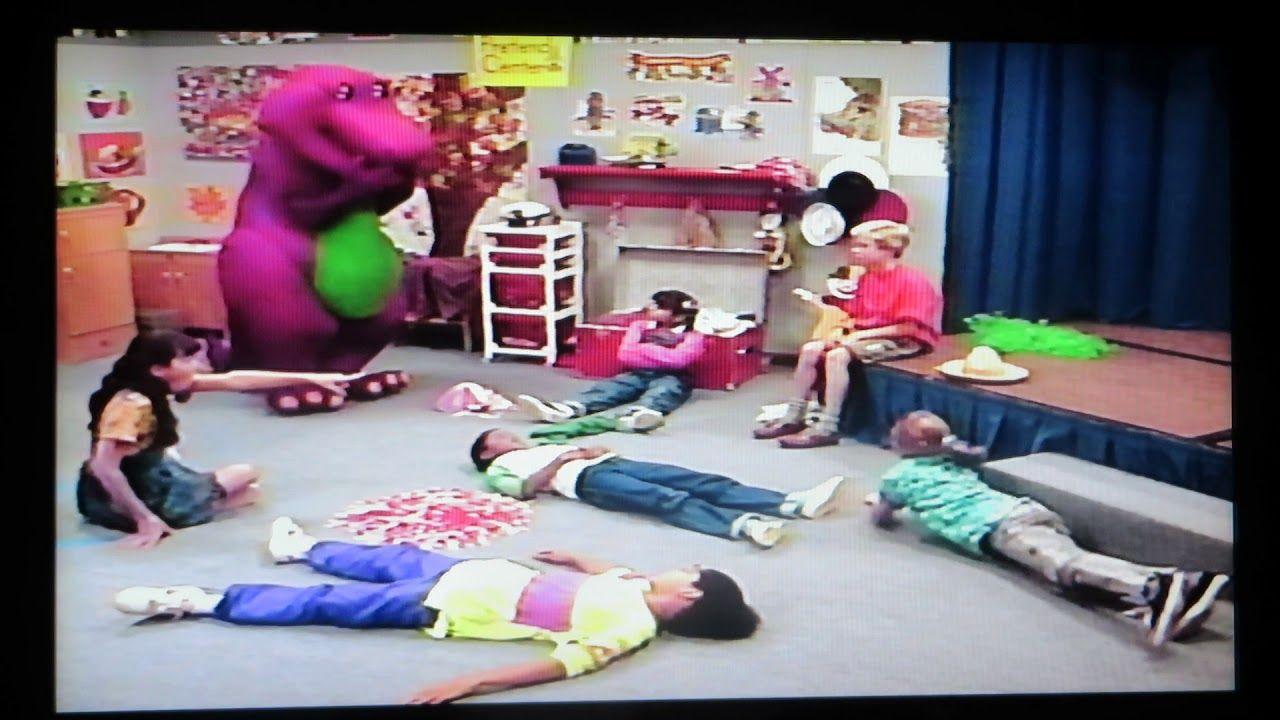 Barney The Backyard Gang Barney Goes To School - BACKYARD HOME