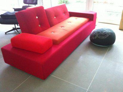 Sofa Polder Von Vitra Sofas Sessel Stuhle Sofas
