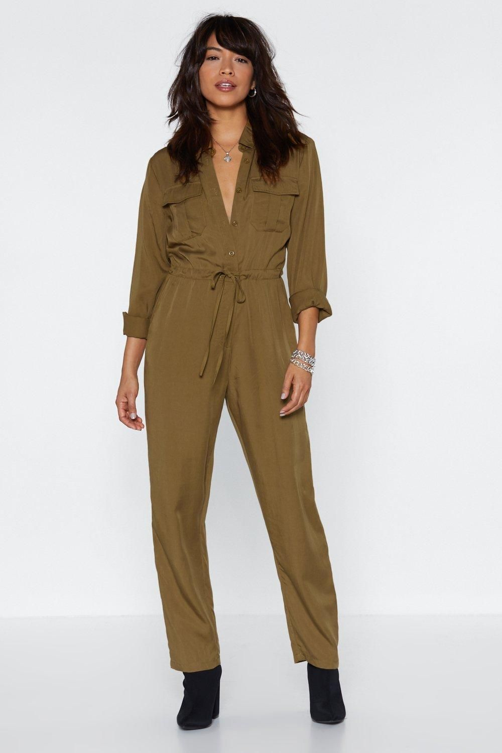 094292dfe8a4 Drawn Together Utility Jumpsuit