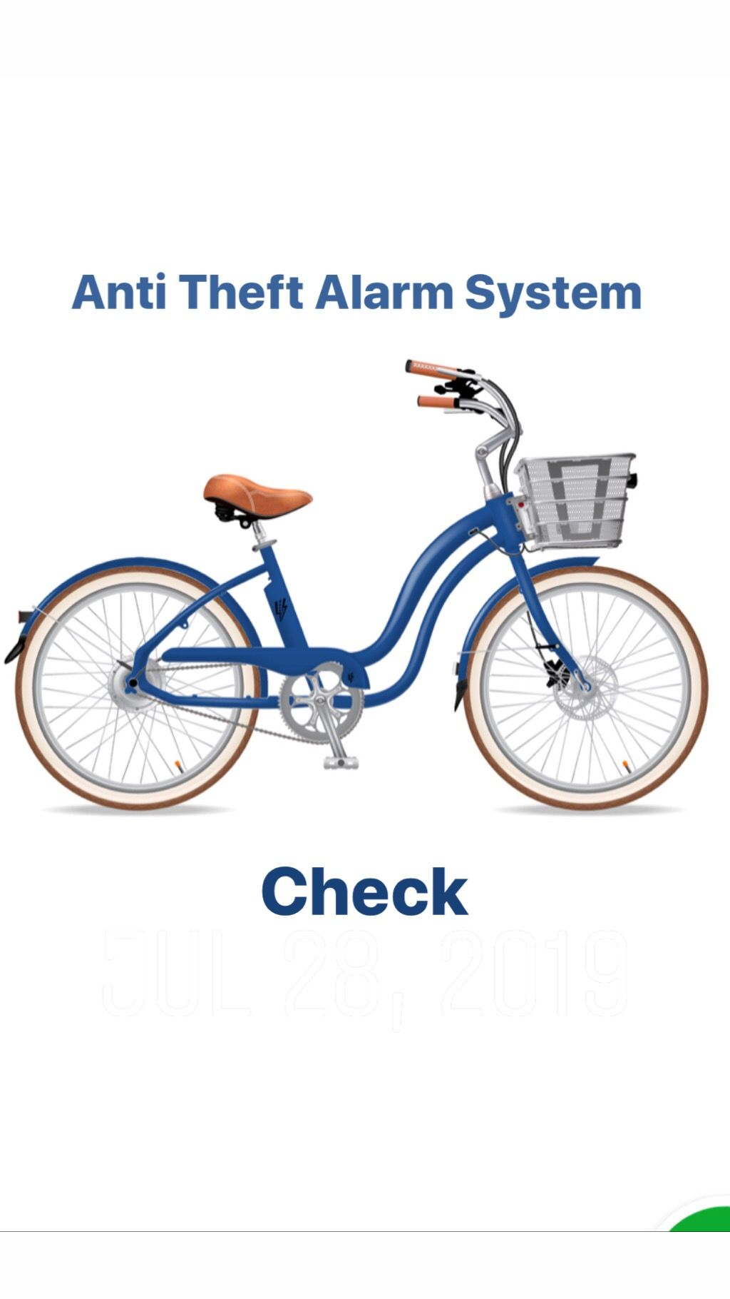 Add Alarm To Coupon Code With Images Electric Bike Bike