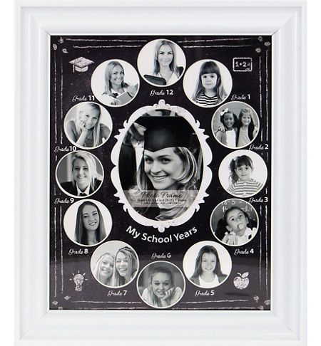 My School Years Graduation Photo Frame 8in X 10in Party City