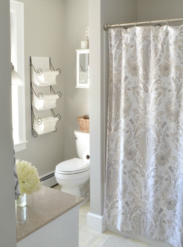 Sherwin Williams Stone Isle In Bathroom Paint Color
