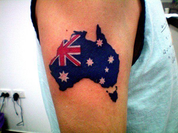 Andy Aussie Map Southern Cross Jpg 604 453 Australian Tattoo Tattoos Tattoo Designs