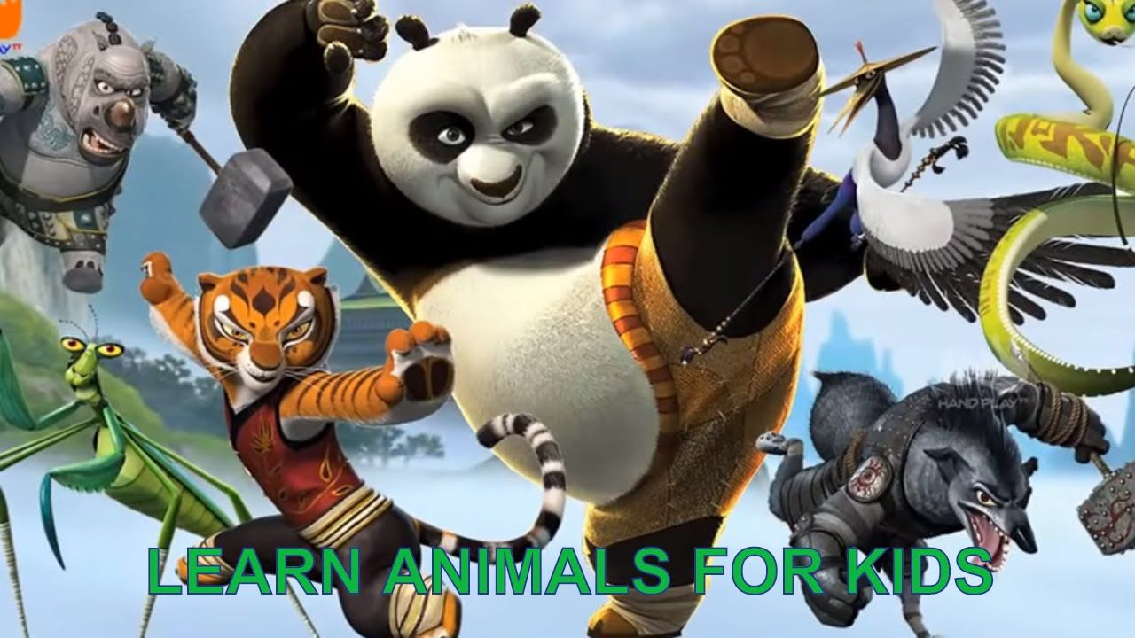 Learning zoo animals sounds for toddlers and kids