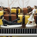 Western Lasso Couple #CakeToppers from theweddingoutlet.com
