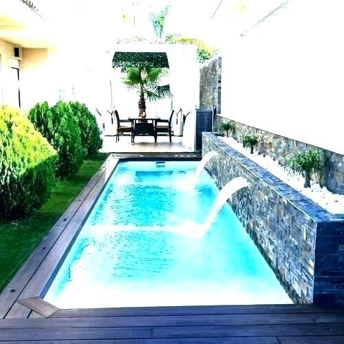 Pin en Cool Small Inground Pool