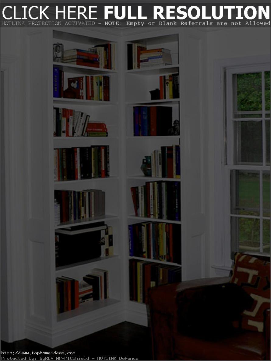 Corner Book Shelves gallery