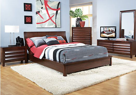 Shop for a Zen Valley 5 Pc King Bedroom at Rooms To Go. Find ...