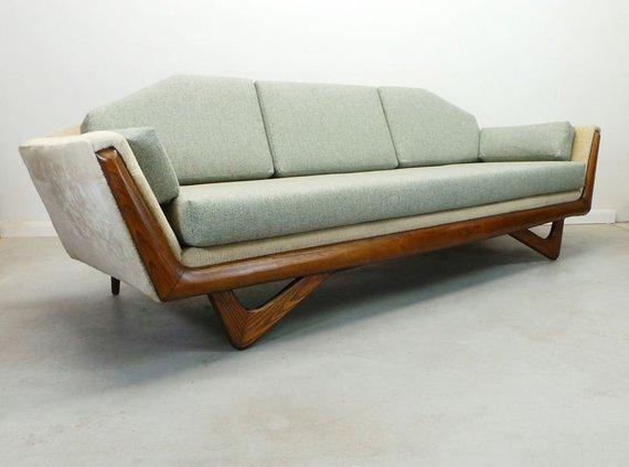 Pin On Furniture, Adrian Pearsall Sofa Craigslist