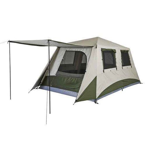 OZtrail Cabin Swift Pitch Tent  sc 1 st  Pinterest & OZtrail Cabin Swift Pitch Tent | Camping Adventures | Pinterest ...