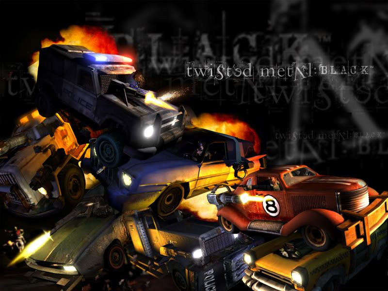 twisted metal black twisted metal pinterest twisted metal
