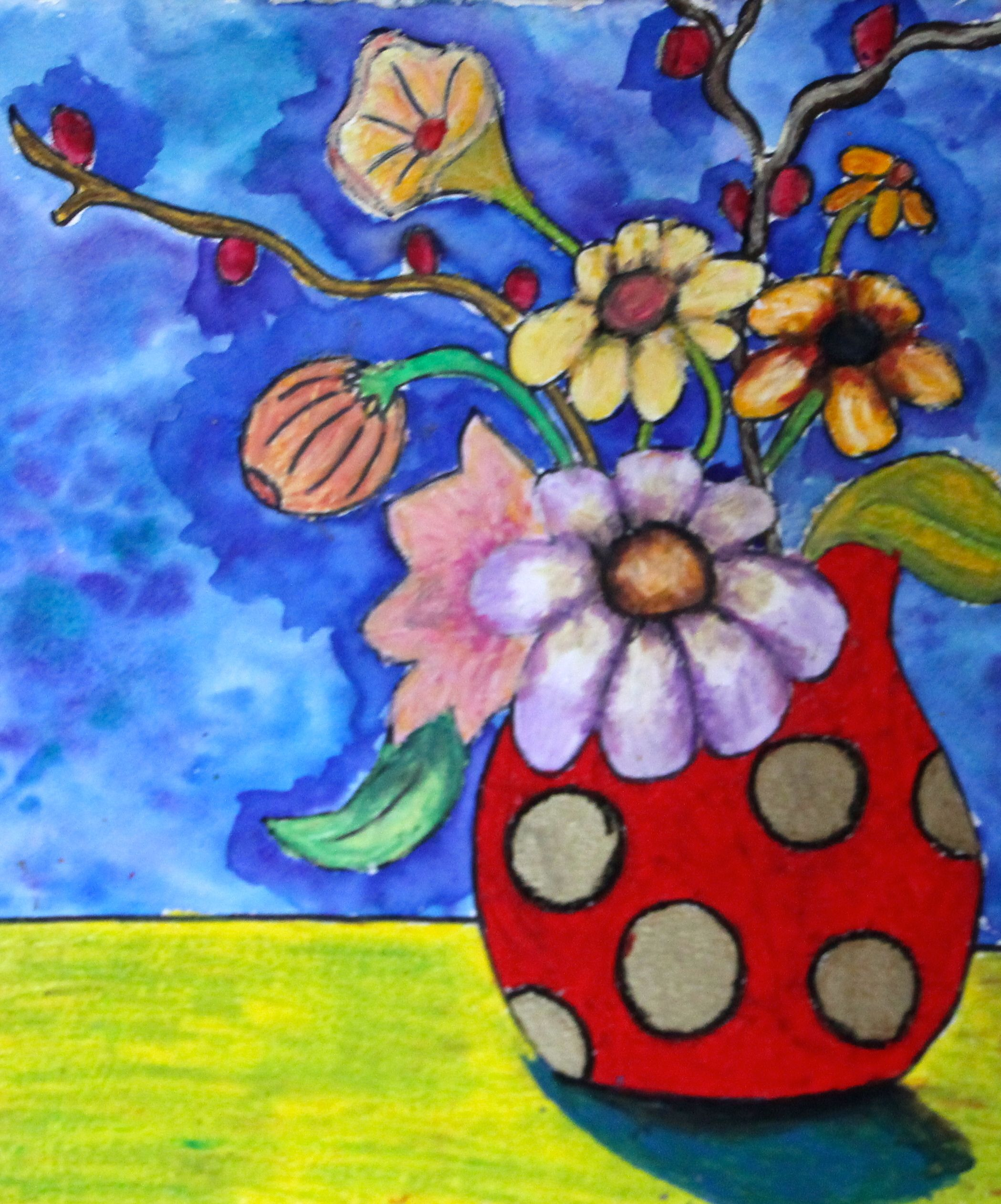 Pastel Art Ideas For Kids The Image Kid