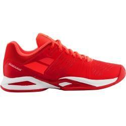 Photo of Babolat Propulse Team Allcourt 2017 red tennis shoes men …