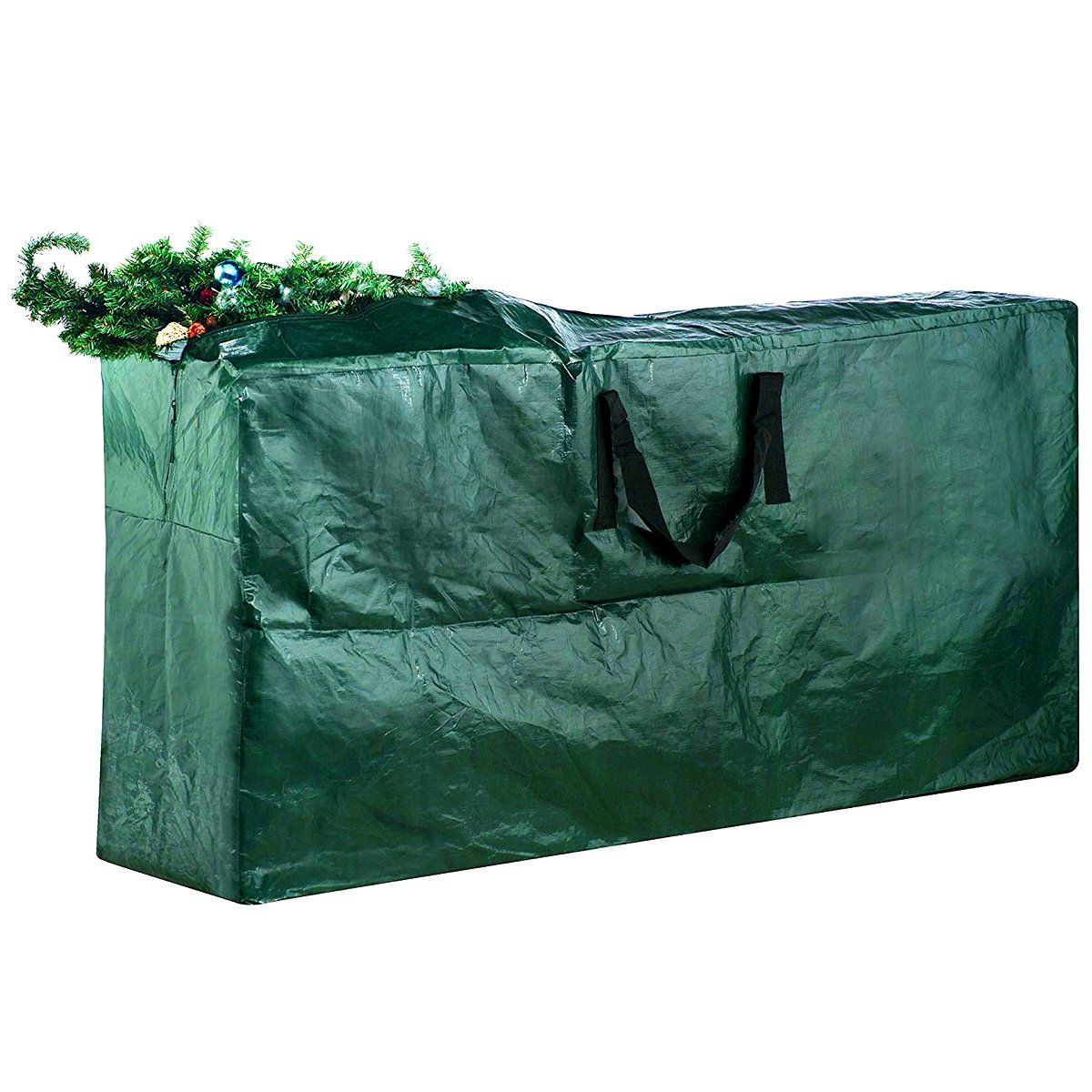 Christmas Tree Storage Bin Adorable Christmas Tree Storage Bag Tree Storage Container Holiday Garland Or Design Ideas