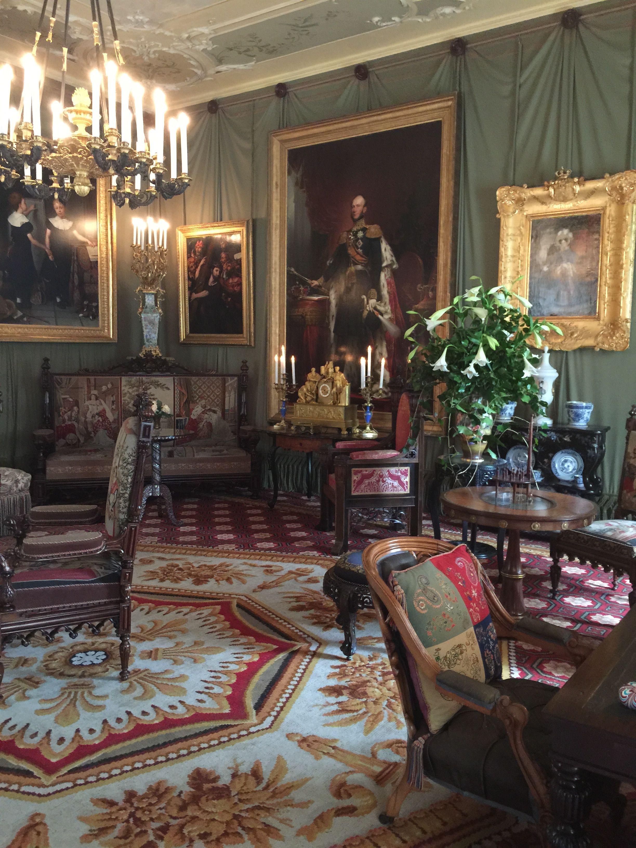 Het Loo Palace, Apeldoorn - Holland, May 2015