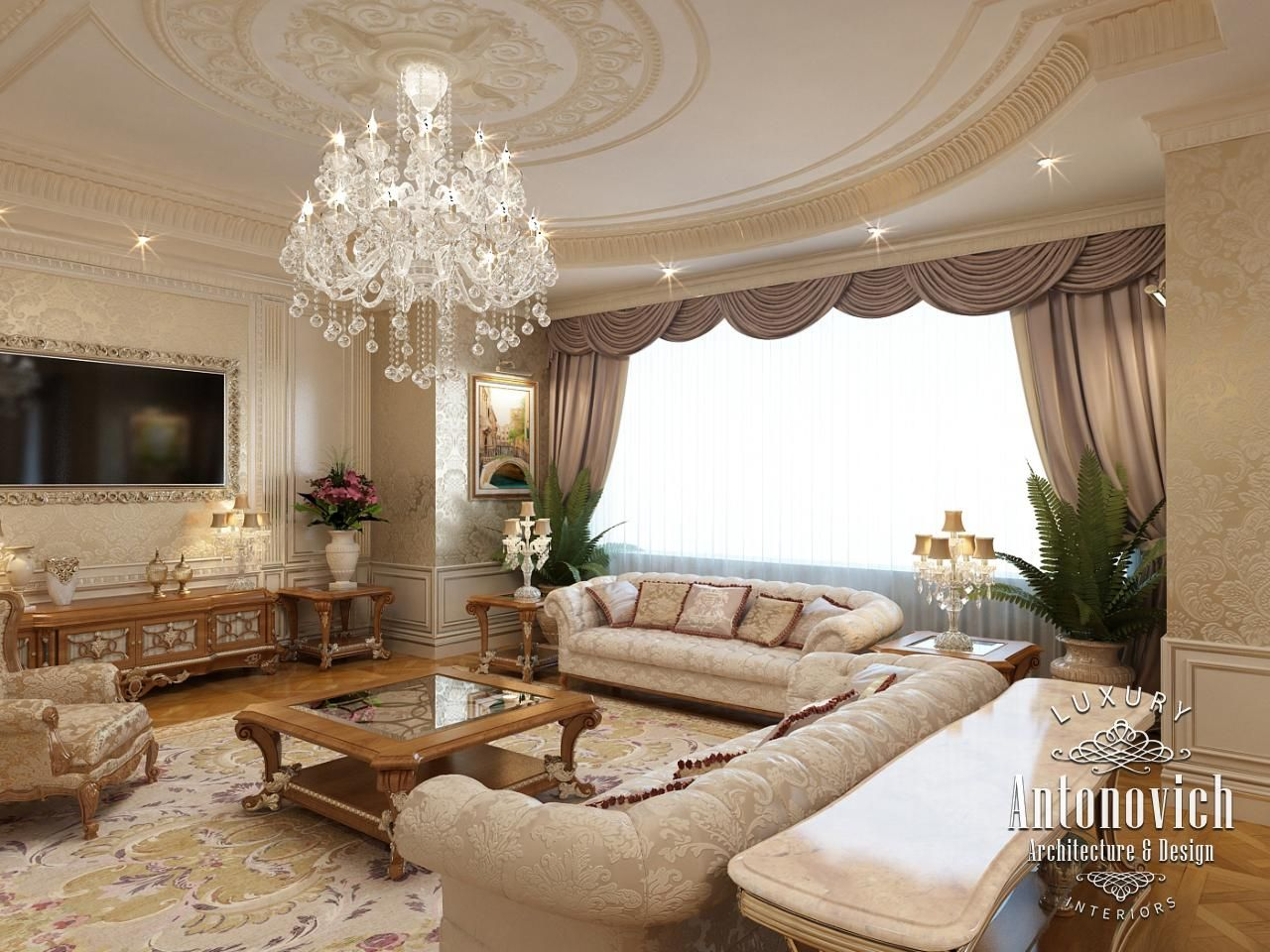 Kitchens dubai from antonovich design - Kitchen Design In Dubai Interior Design Kitchen Dubai Photo 5