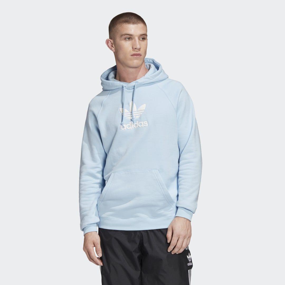 Photo of Premium Hoodie Blue Herren