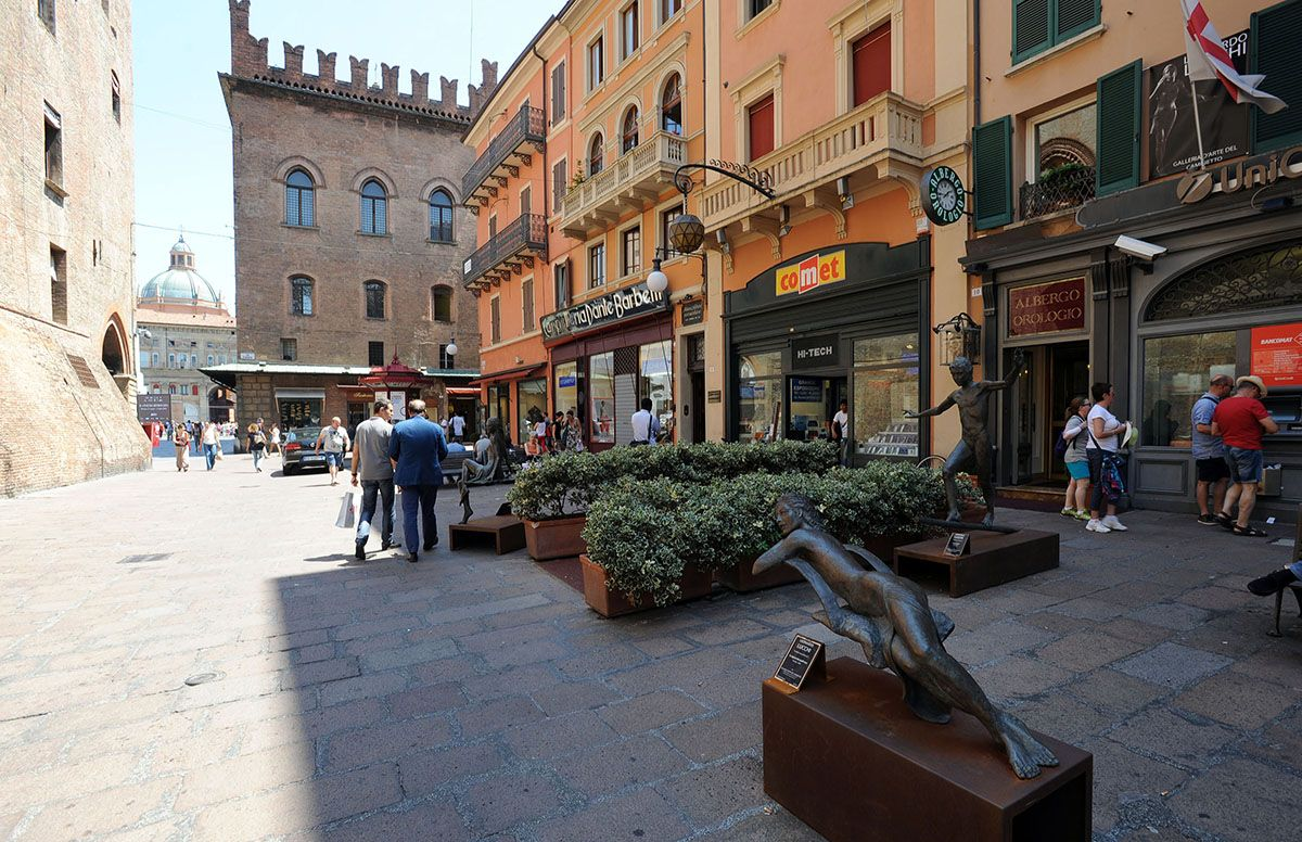 """""""Bologna: eat, feel and live like a local"""" by @bigpicture"""