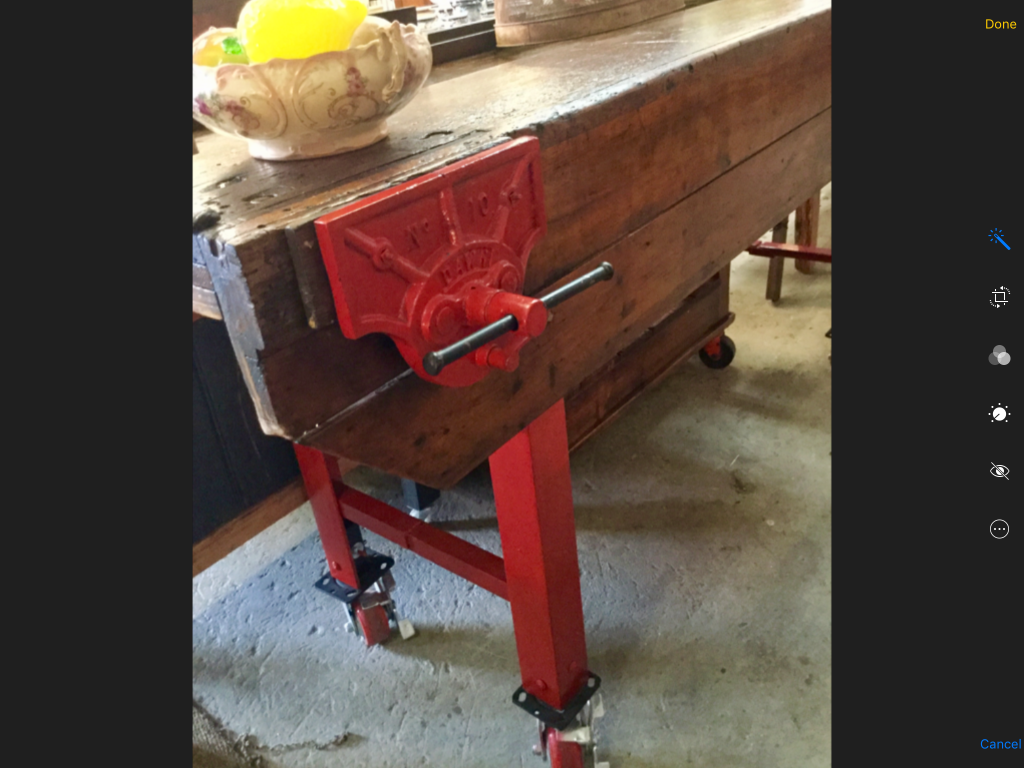 Rustic Industrial Kitchen Work Bench Rustic Industrial Home  # Muebles Kay Canals