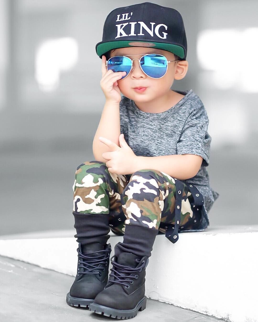 Lil King Rayden Biorkpink Double Tap This Photo Use Kidsfashionistamodel At Your Photo Stylish Little Boys Kid Fashion Girl Toddler Kids Outfits